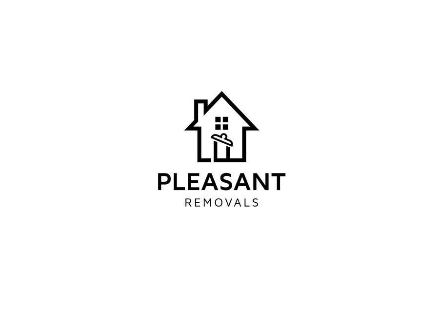 Contest Entry #9 for Pleasant Removals - Logo Competition