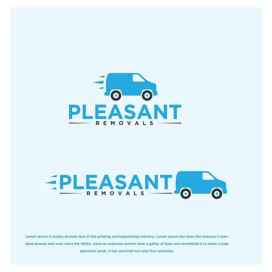 Contest Entry #16 for Pleasant Removals - Logo Competition