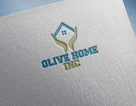 Nro 166 kilpailuun Create a logo for Olive Home Inc. käyttäjältä yassme