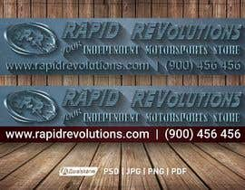 #50 for New Banner for trade show 10ft by 3ft by awaisahmedkarni
