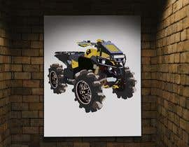 nº 4 pour Make 3 clipart vector images of supplied real vehicles par IamMMak
