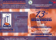 Graphic Design Contest Entry #26 for commencement exercises