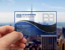 #289 para business card contractor por iqbalsujan500