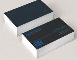 #201 para business card contractor por SHILPIsign