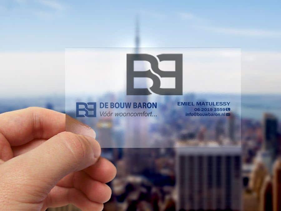 Inscrição nº 263 do Concurso para business card contractor