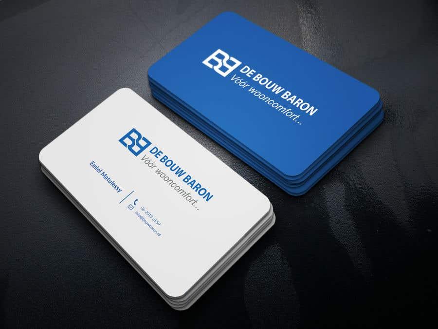 Inscrição nº 88 do Concurso para business card contractor