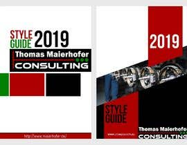 #1 для Refine company corporate design and create a professional CD guideline от sumaiya505