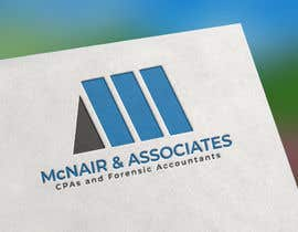 #302 for new logo for cpa firm af zobairit