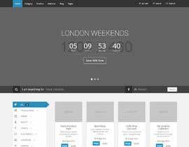 Nro 8 kilpailuun UX concept for responsive website for Coupons & Benefits käyttäjältä kaycobadjony