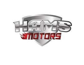 #63 for Logo Hams Motors af eling88