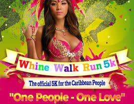 #11 for Flyer for a 5K Run af marianayepez