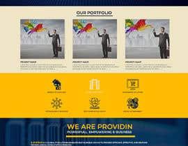 #9 для Homepage Mockup for IT Specialist от towhidbinoy