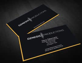 #14 untuk Simple 2 sided business card oleh alamgirsha3411