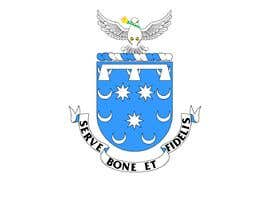 #1 for re-draw in a better quiality a coats of arms from an finished design af xetus
