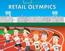nº 26 pour Cartoon for digital book cover par jamhdesing