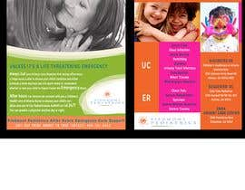 #43 for Rack Card and 8.5 x 11 for Pediatrician's Office af Ratul444