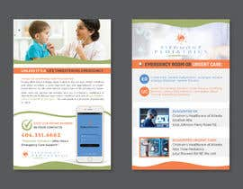 #19 for Rack Card and 8.5 x 11 for Pediatrician's Office af blphotoeditor