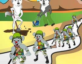 nº 5 pour Motivation picture - cartoon par letindorko2
