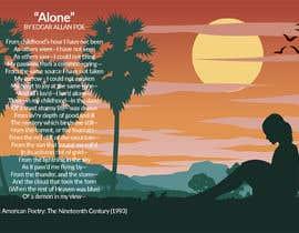 """Nro 95 kilpailuun Edgar Allan Poe's """"Alone"""" käyttäjältä alfasatrya"""