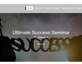#8 untuk Build a Beautiful Website for Success Club oleh poroshsua080