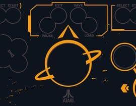 #10 for Arcade Control Panel Illustration af chauminhpham