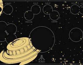 #5 for Arcade Control Panel Illustration af SrDiego