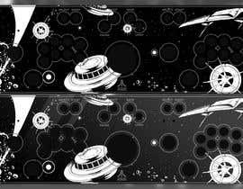 #13 for Arcade Control Panel Illustration af SrDiego