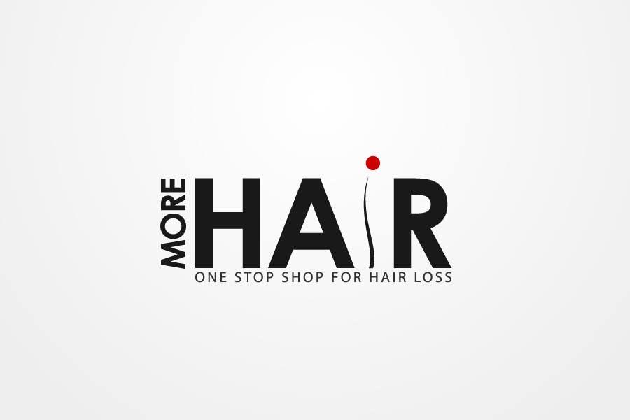 Конкурсная заявка №26 для Logo Design for MOREHAIR