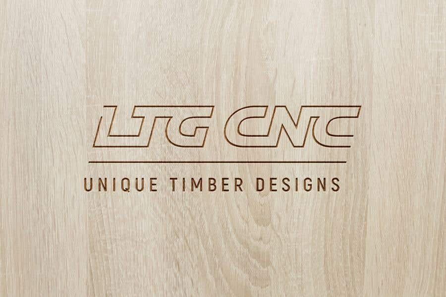 Penyertaan Peraduan #31 untuk I need a logo designed. I have a small CNC Routing business for custom Timber designs (mainly artwork and 3D carving).
