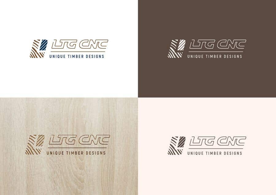 Penyertaan Peraduan #59 untuk I need a logo designed. I have a small CNC Routing business for custom Timber designs (mainly artwork and 3D carving).