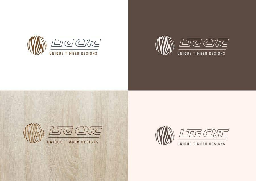 Penyertaan Peraduan #60 untuk I need a logo designed. I have a small CNC Routing business for custom Timber designs (mainly artwork and 3D carving).