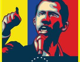 fiq5a69f88015841 tarafından Create iconic Obama's Hope design on President Guaido için no 29