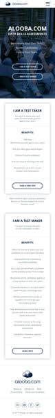 Icône de la proposition n°64 du concours Design pages for my new website - designs only (no code)