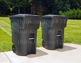 Nro 131 kilpailuun Trash Can GIF käyttäjältä zamzamrin