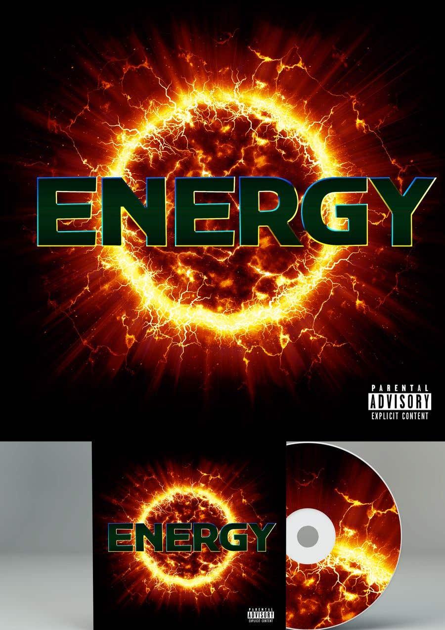 """Inscrição nº 78 do Concurso para """"Energy"""" Song Artwork Cover Picture"""