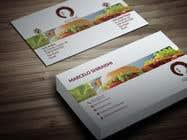 Graphic Design Kilpailutyö #423 kilpailuun Restaurant Business Card