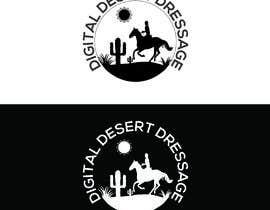 #15 cho Logo for Digital Desert Dressage bởi necropolis924