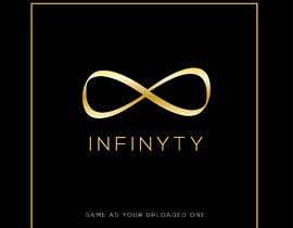 csmahdi tarafından Infinity logo gold için no 23