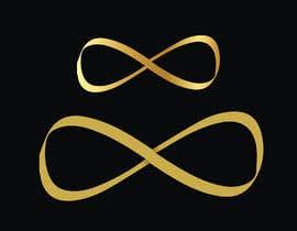mehediabir1 tarafından Infinity logo gold için no 17