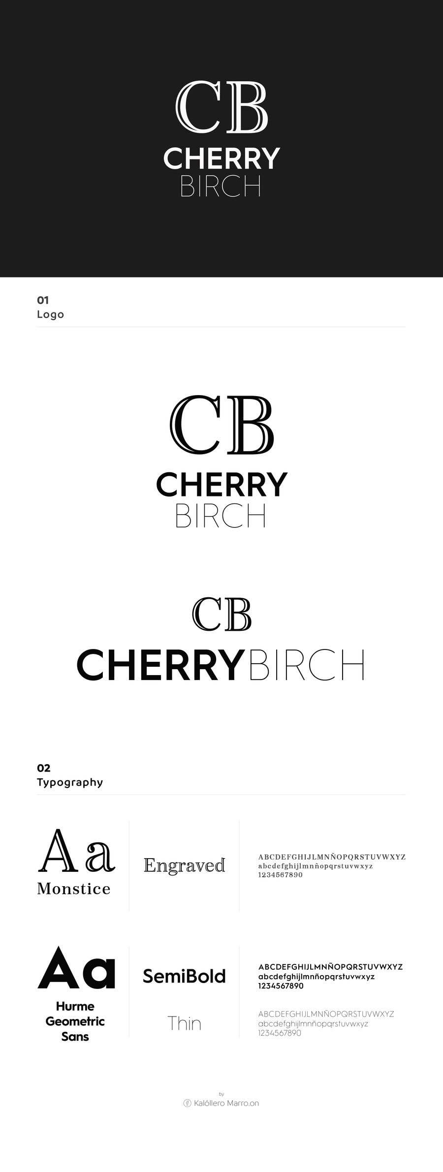 Penyertaan Peraduan #69 untuk Brand Expert Needed - UI\Theme + logo for Cherry Birch