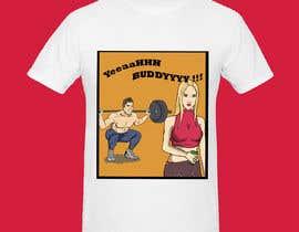 #2 for Illustrate a Tshirt Design af SamuelA314