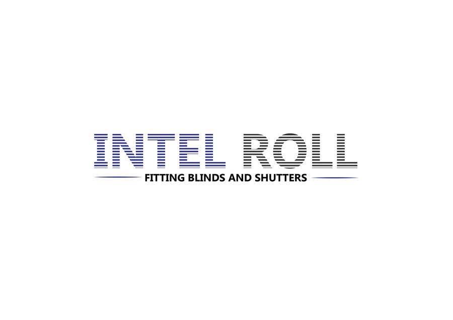 Kilpailutyö #141 kilpailussa Logo Design for IntelRoll (Blinds and shutters) company