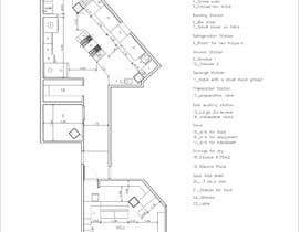 #12 for Kitchen and deli floor plan by alvarorodriguez