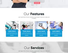 nº 5 pour Design A ClickFunnels Lead Generation Page For Dentist Office par saidesigner87