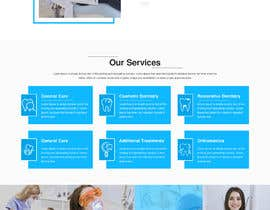 nº 10 pour Design A ClickFunnels Lead Generation Page For Dentist Office par saidesigner87
