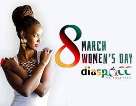 Nro 27 kilpailuun International woman day - March 8th käyttäjältä rjahan92