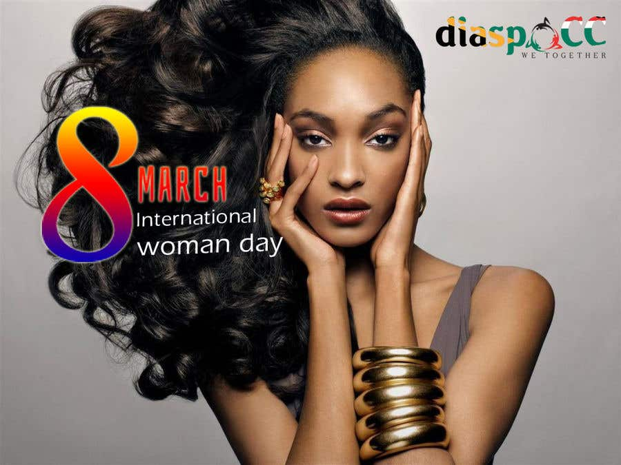 Kilpailutyö #29 kilpailussa International woman day - March 8th