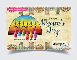 Nro 47 kilpailuun International woman day - March 8th käyttäjältä imdad963