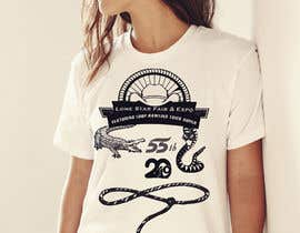 #98 for Create a T-shirt design for a western festival by RATULO18