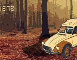 nº 3 pour Illustration avec Citroën Acadiane par momensalehm